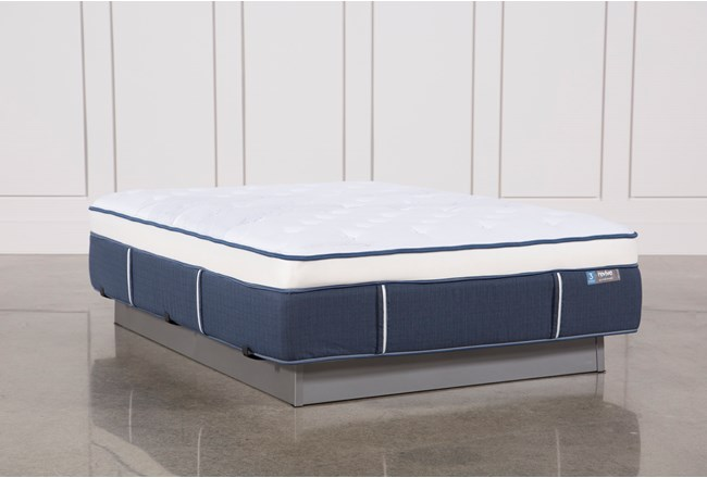 Blue Springs Plush Queen Mattress - 360