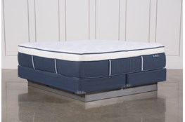 Blue Springs Plush California King Mattress W/Foundation