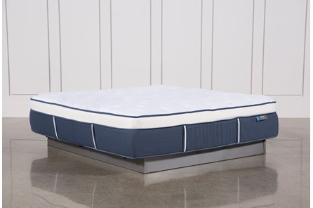 Blue Springs Plush Eastern King Mattress - Main