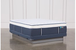 Blue Springs Firm Queen Mattress W/Low Profile Foundation