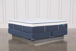 Blue Springs Firm Eastern King Mattress W/Foundation