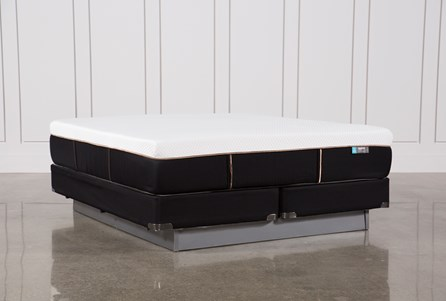 Copper Hybrid Firm California King Mattress W/Foundation