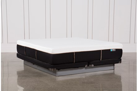 Copper Hybrid Firm Cal King Mattress W/Low Profile Foundation - Main
