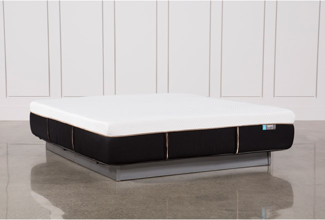 Copper Hybrid Firm Eastern King Mattress - 360