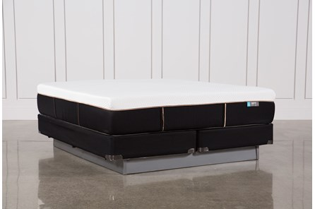 Copper Hybrid Firm Eastern King Mattress W/Foundation - Main