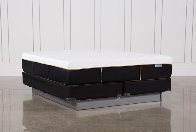Copper Hybrid Firm Eastern King Mattress W/Foundation - 360