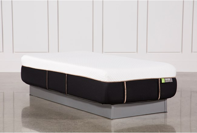 Copper Hybrid Medium Twin Extra Long Mattress - 360