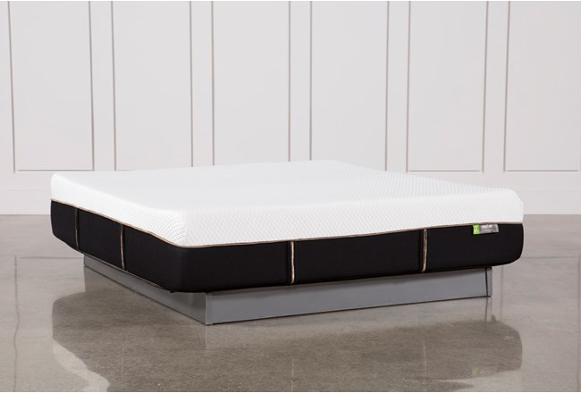 Copper Hybrid Medium Eastern King Mattress - 360