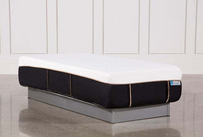 Copper Hybrid Plush Twin Extra Long Mattress - 360