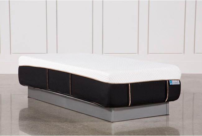 Copper Hybrid Plush Twin Extra Long Mattress - 360