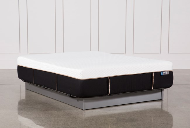 Copper Hybrid Plush Queen Mattress - 360