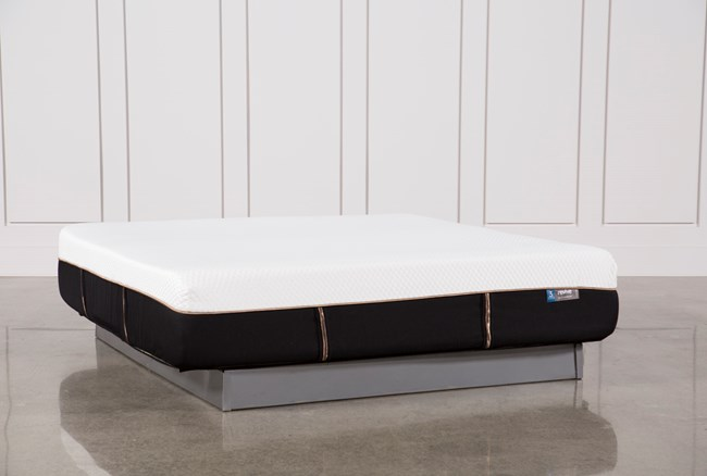 Copper Hybrid Plush California King Mattress - 360