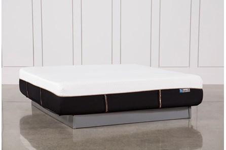 Copper Hybrid Plush Eastern King Mattress - Main