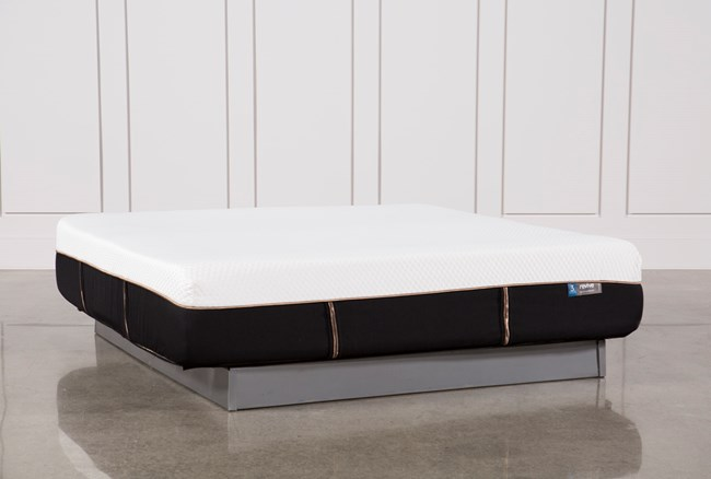 Copper Hybrid Plush Eastern King Mattress - 360