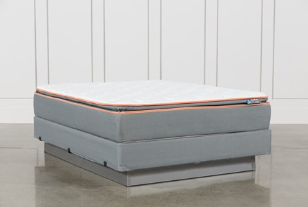 Activize Plush Full Mattress W/Foundation