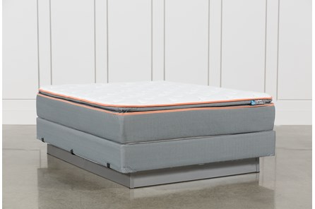 Activize Plush Queen Mattress W/Foundation - Main