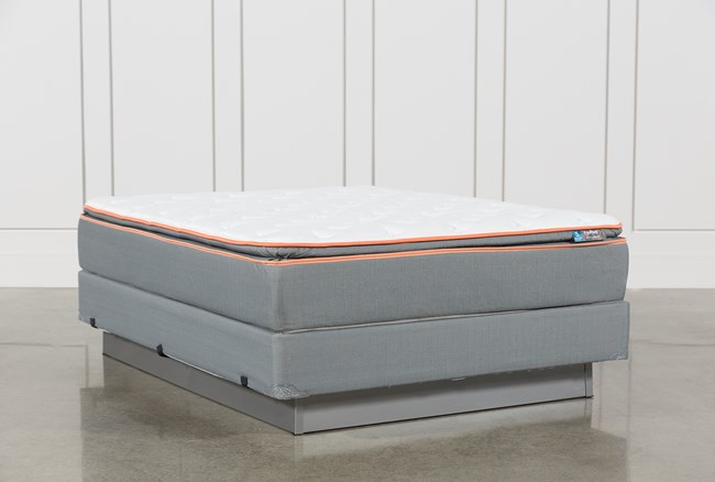 Activize Plush Queen Mattress W/Foundation - 360