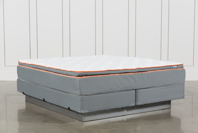Activize Plush California King Mattress W/Foundation - 360