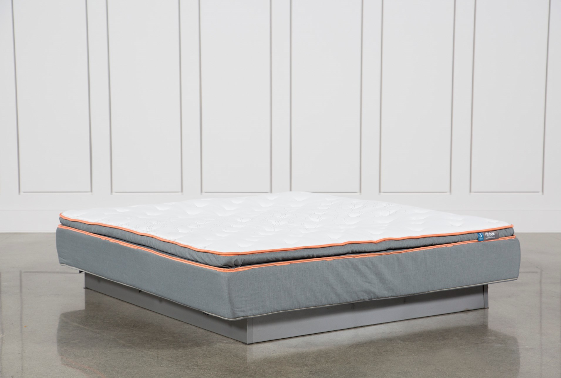 Activize Plush Eastern King Mattress Living Spaces