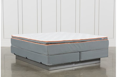 Activize Plush Eastern King Mattress W/Foundation - Main