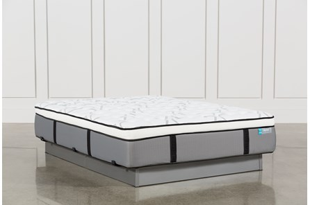 Grey Springs Firm Queen Mattress - Main