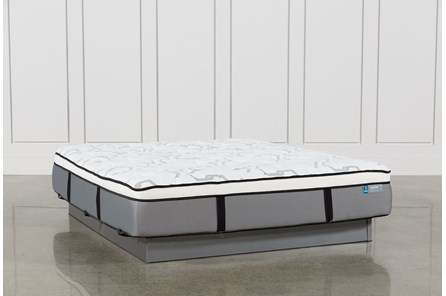 Grey Springs Plush Eastern King Mattress - Main
