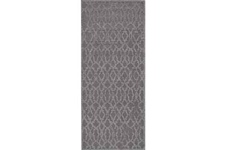 34X94 Rug-Macon Gate Grey