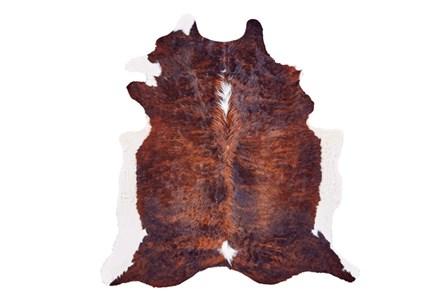 60X96 Rug-Oscar Cowhide Exotic Dark Large