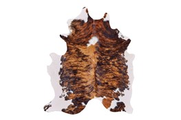 48X72 Rug-Oscar Cowhide Exotic Medium Large