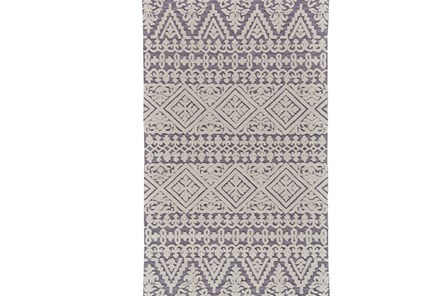 96X132 Rug-Amalia Grey - Main