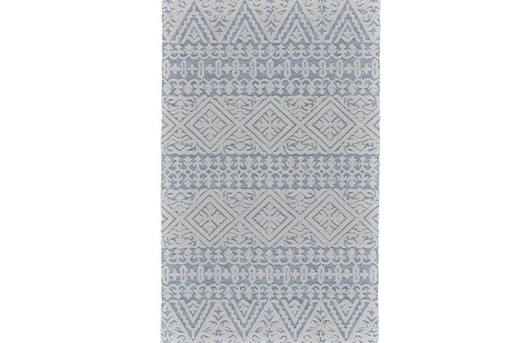 2'x3' Rug-Amalia Lake Blue