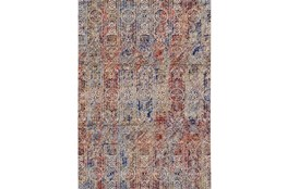 20X34 Rug-Gish Sienna And Blue