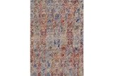 156X158 Rug-Gish Sienna And Blue - Signature