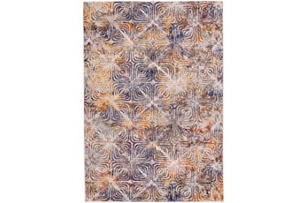 "1'7""x2'8"" Rug-Mebel Cream And Indigo"