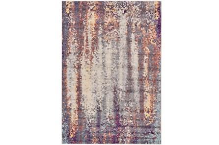 122X158 Rug-Shanan Turquoise