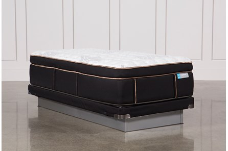 Copper Springs Firm Twin Xl Mattress W/Low Profile Foundation - Main