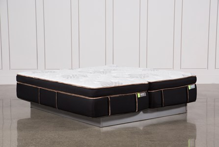 Copper Springs Medium Eastern King Split Mattress Set