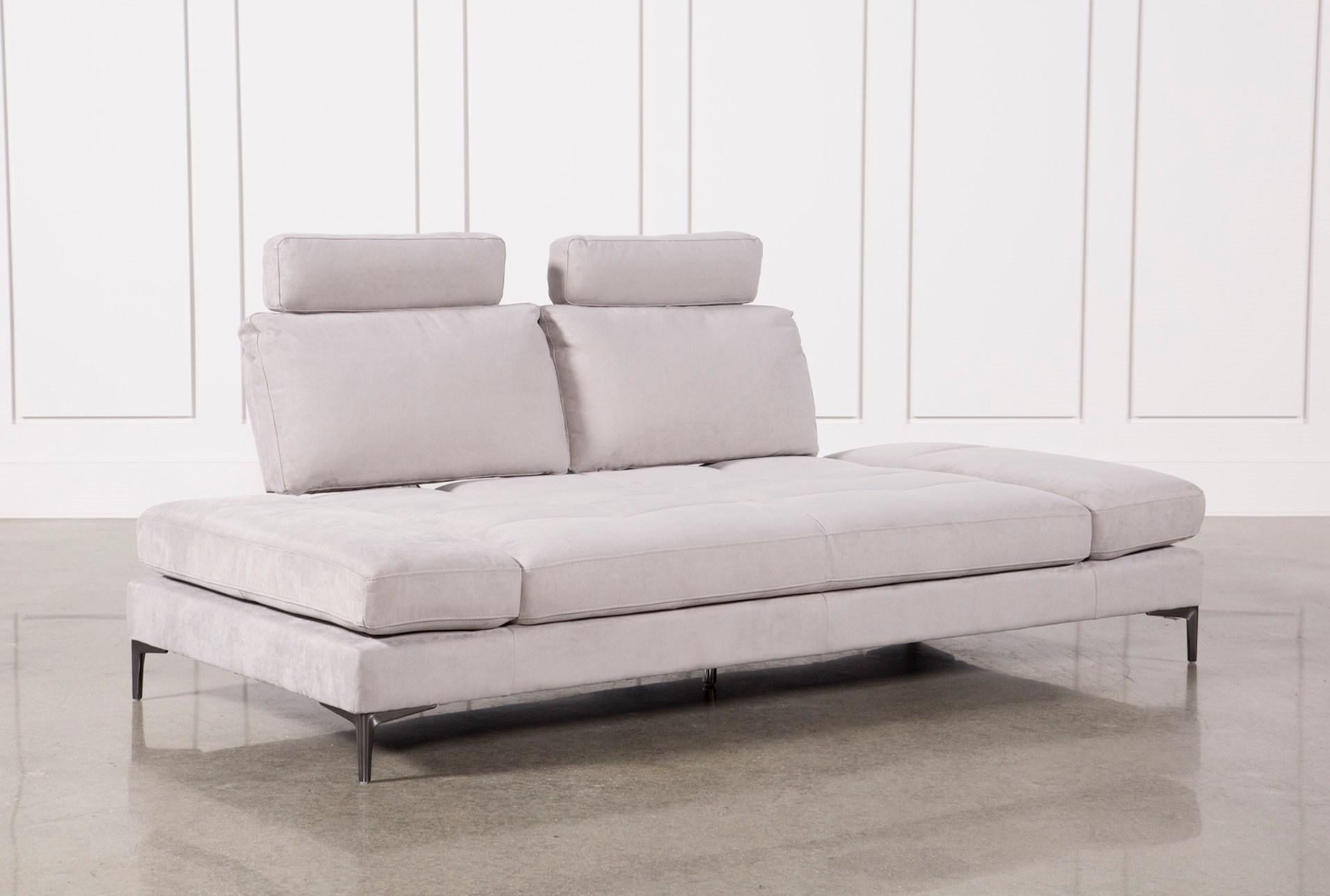 Day Bed.Luna Grey Daybed