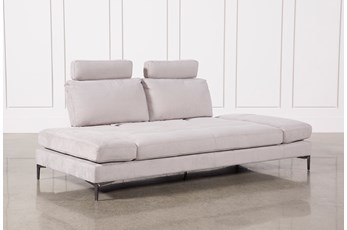 Luna Grey Daybed