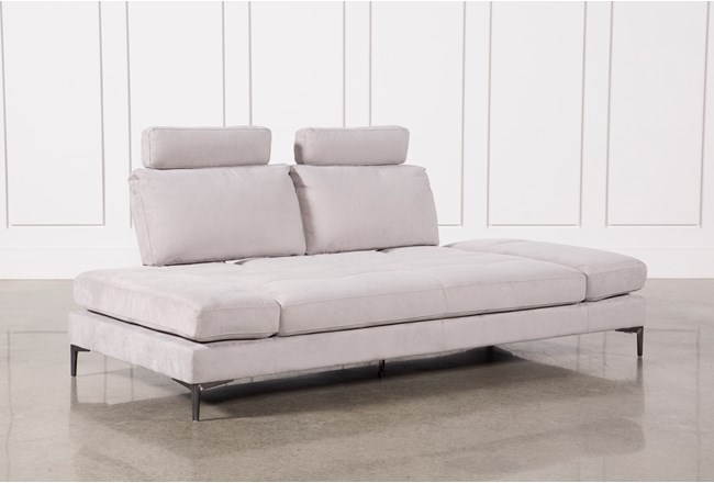 Luna Grey Daybed - 360