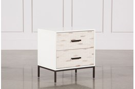 "Elden 2-Drawer 26"" Nightstand"