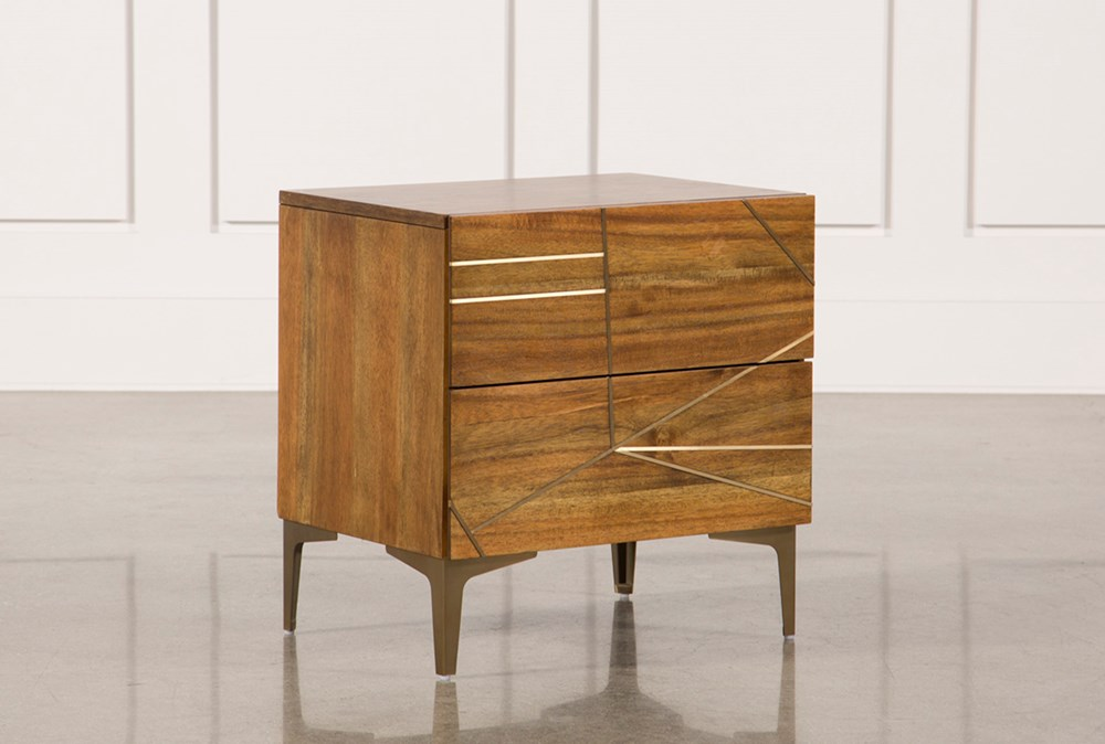 Talbert 2-Drawer Nightstand