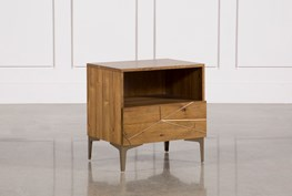 Talbert 1-Drawer Nightstand