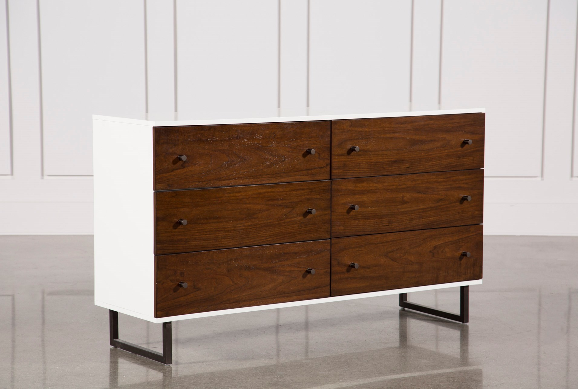 Living Spaces Dressers : Clark Dresser  Living Spaces
