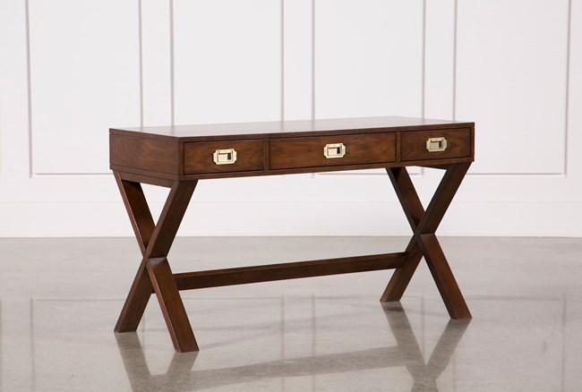 Adams Walnut Desk