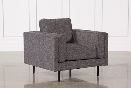 Aquarius Dark Grey Chair