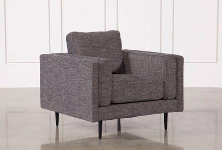 Aquarius Dark Grey Chair