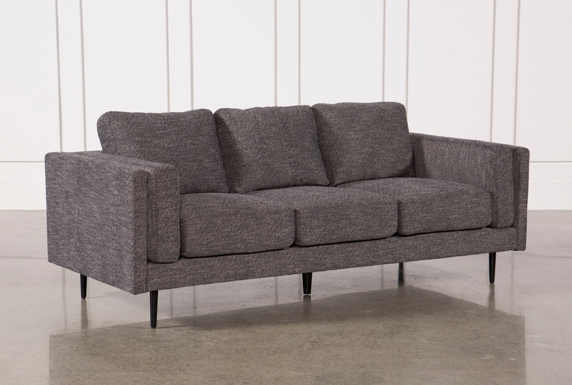 Fabric Sofas Couches Free Assembly With Delivery Living Spaces # Muebles Jasmine