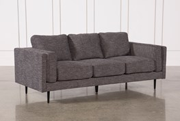 Aquarius Dark Grey Sofa