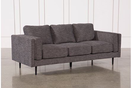 Aquarius Dark Grey Sofa - Main